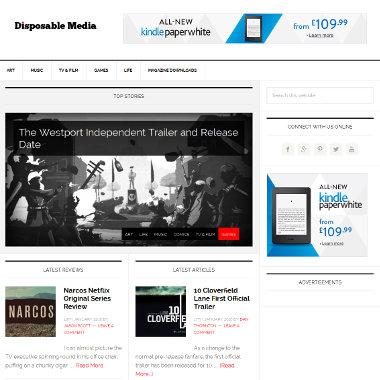 Disposable Media